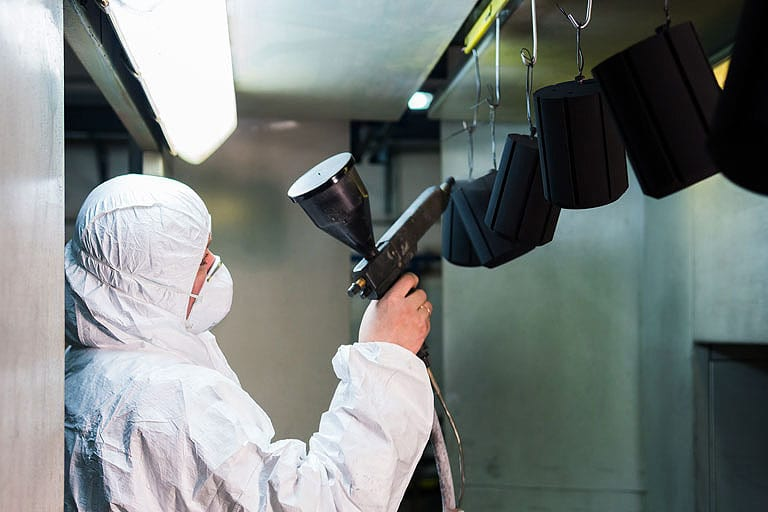 Power Coating Service | Metal Finishing | quality industrial manufacturing solutions | Omnidex CN