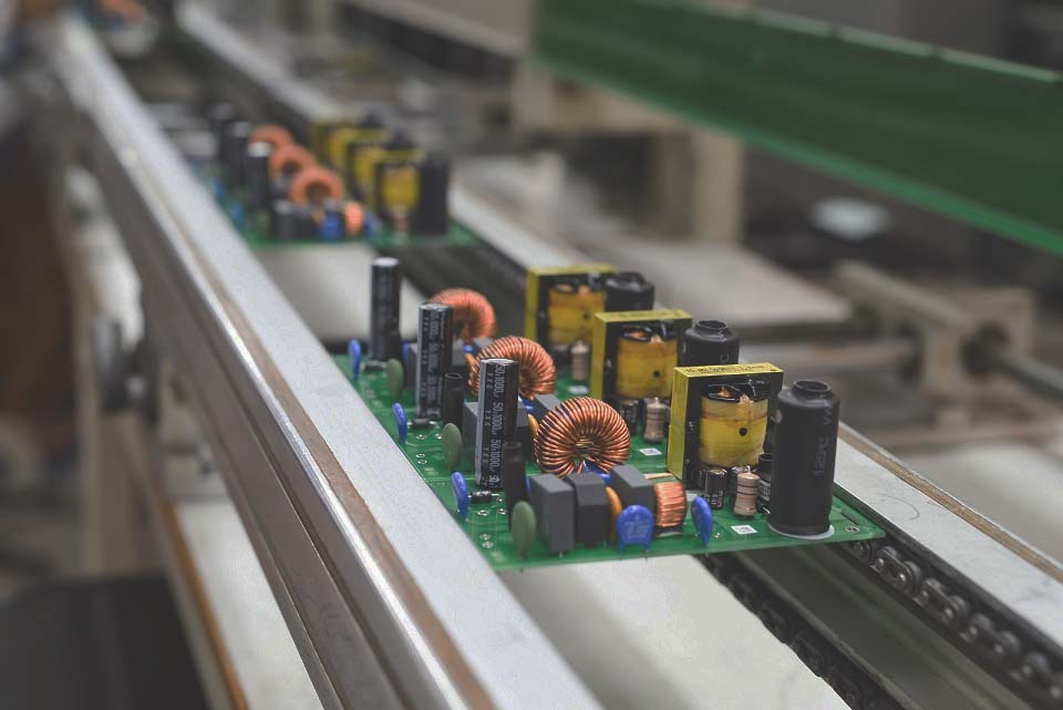 Electronics & Electrical components | quality industrial manufacturing processes and solutions | Omnidex CN