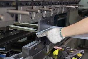 CNC Bending Process