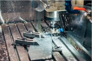 CNC Water Jet Cutting Metal