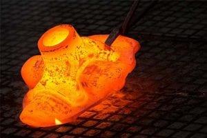 Metal Hot Forging
