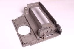 Carcasa de la cámara de magnesio fundido a presión