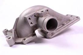 Colectores de aluminio para automóviles
