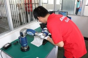 Omnidex R&D Quality Control Team | industrial manufacturing and engineering solutions | ISO 9001