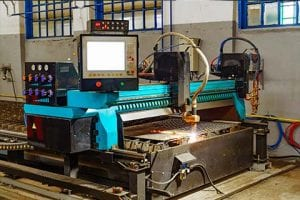 Machine de coupe laser