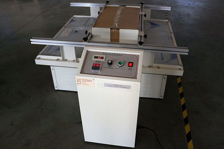 Vibration Packaging Tester