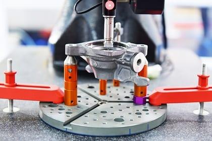 MMC automático para la inspección