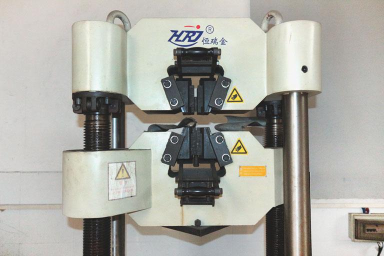 Yield strength measure Equipment