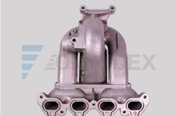 Aluminium automotive manifolds   Gravity Mold Casting  Metal Casting   Omnidex CN